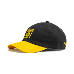 BVB DNA Cap, Puma Black-Cyber Yellow, small