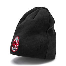 AC Milan Wende-Beanie, Tango Red -Puma Black, small