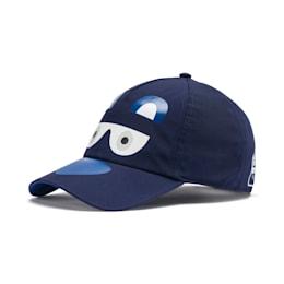 Monster Baseball Cap, Peacoat, small