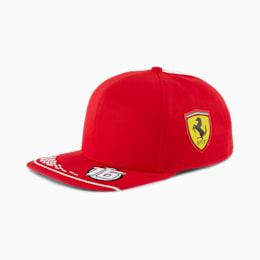 Replika bejsbolówki Leclerca Scuderia Ferrari