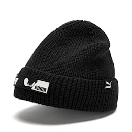 PUMA x SONIC Men's Beanie, Puma Black, small