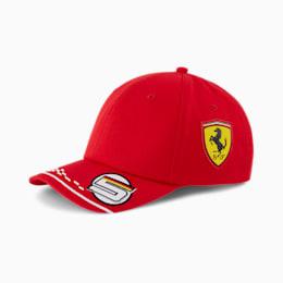 Gorra de béisbol Scuderia Ferrari Vettel para niños