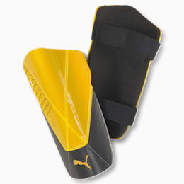 ftblNXT TEAM Shin Guards, ULTRA YELLOW-Puma Black, small