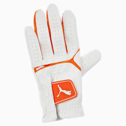 Sport Performance Glove LH, white-vibrant orange, small-IND