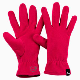 PUMA fleece gloves, Love Potion, small-IND