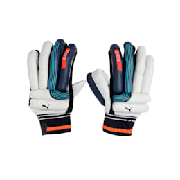 EVO 6 Batting glove, Nrgy Turquoise-Blue-Fiery-RH, small-IND