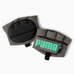 Essential Training Grip Gloves, CASTLEROCK-Green Glimmer, small