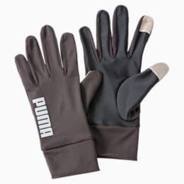 Performance Running Gloves, Puma Black, small-IND