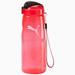 PUMA Lifestyle Water Bottle, puma red, small-IND