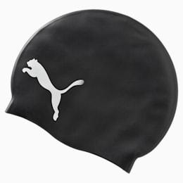 PUMA Swim Cap, black-white, small-IND