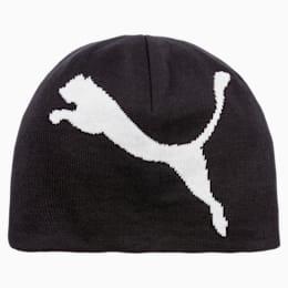 ESS Big Cat Beanie, Puma Black-Big cat white, small-IND