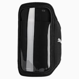Running Phone Armband, Puma Black, small-IND