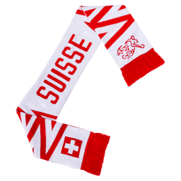 Swiss Fan Scarf