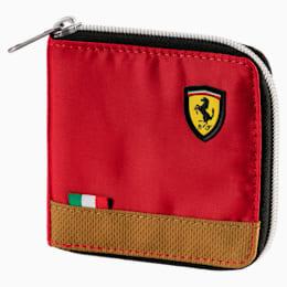 Scuderia Ferrari Fanwear Wallet, Rosso Corsa, small