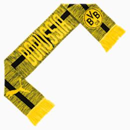 BVB Fan Scarf, Cyber Yellow-Puma Black, small