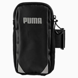 Running Arm Pocket, Puma Black, small-IND
