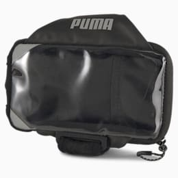 Running Mobile Armband, Puma Black, small-IND