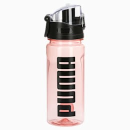 Training Sportstyle Water Bottle, Bridal Rose-Puma Black, small-SEA