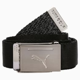 PUMA GOLF Reversible Belt, Puma Black, small
