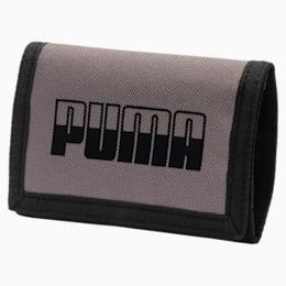 プーマ プラス ウォレット II, Charcoal Gray-Puma Black, small-JPN