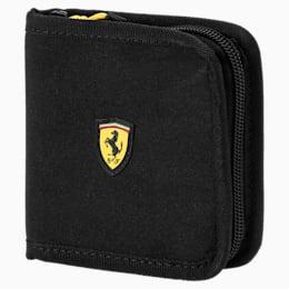 Scuderia Ferrari Fanwear Wallet, Puma Black, small