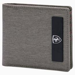 Ferrari Lifestyle Wallet, Charcoal Gray, small-IND