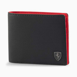Scuderia Ferrari Lifestyle Wallet, Puma Black, small-SEA