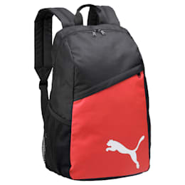 Pro Training Backpack, black-puma red-white, small-IND