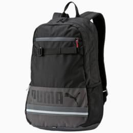 PUMA Deck Backpack, black, small-IND