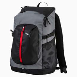 PUMA Apex Backpack, QUIET SHADE-Puma Black, small-IND