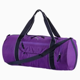 Training Women's Sports Bag, ELECTRIC PURPLE-Peacoat, small-IND