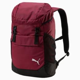 Training Daily Backpack, Pomegranate-Puma Black, small
