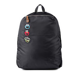 PUMA x SESAME STREET Backpack, Puma Black, small