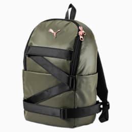 Combat Backpack, Olive Night-Puma Black, small