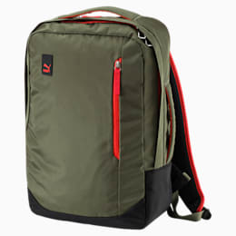 Blaze Work Backpack, Olive Night, small-IND