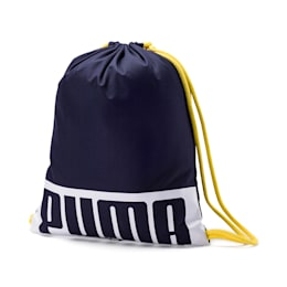 PUMA Deck Gym Sack, Peacoat, small-IND