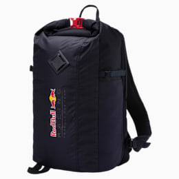 Red Bull Racing Lifestyle Rucksack, NIGHT SKY-Chinese Red, small