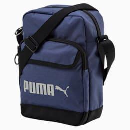 Campus Portable Woven, Peacoat-Puma Black, small-IND