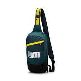 PUMA Sole Cross Body Bag, Ponderosa Pine-Yellow, small