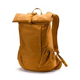 Evolution Street Rolltop Backpack, Buckthorn Brown, small-IND