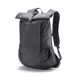 Evolution Street Rolltop Backpack, Iron Gate, small-IND