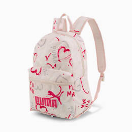 Phase Small Backpack, Rosewater-AOP, small