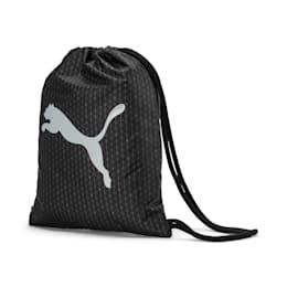 Beta Gym Bag, Puma Black-CASTLEROCK, small-IND
