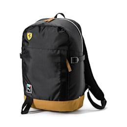 Scuderia Ferrari Fan Backpack, Puma Black, small