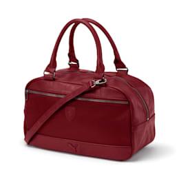 SF LS Handbag Puma Black, Pomegranate, small-IND