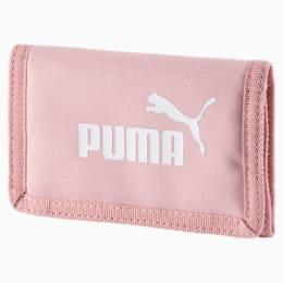 PUMA Phase Woven Wallet, Bridal Rose, small