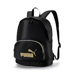 Seasonal Women's Backpack, Puma Black, small-IND