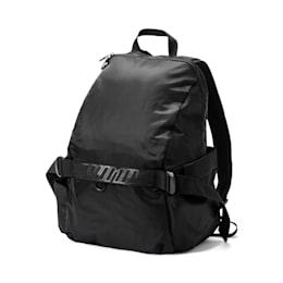 Cosmic Women's Training Backpack, Puma Black, small-IND