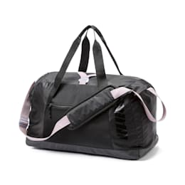Active Women's Training Duffle Bag, Puma Black, small-IND