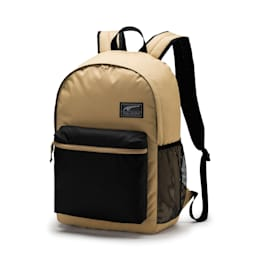 PUMA Academy Backpack, Taos Taupe, small